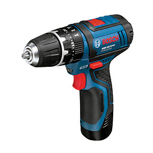 Bosch Professional GSB 12V LI-2 Li-ion Cordless Combination Drill
