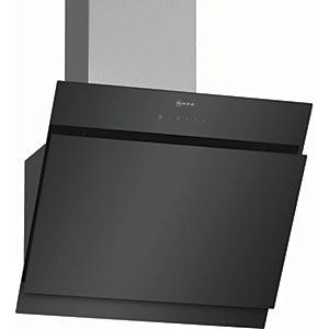 NEFF 60cm Designer Black & Stainless Steel Cooker Hood D65IHM1S0B