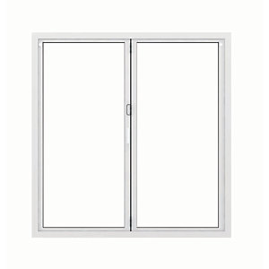 JCI Aluminium Bi-Fold Door Set White Right Opening
