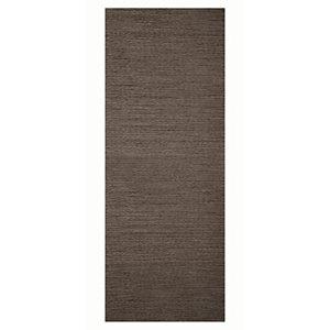 Wickes Milan Charcoal Grey Real Wood Flush Internal Door - 1981mm x 686mm
