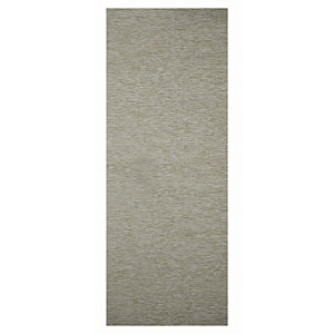 Wickes Milan Light Grey Real Wood Flush Internal Door - 1981mm x 686mm