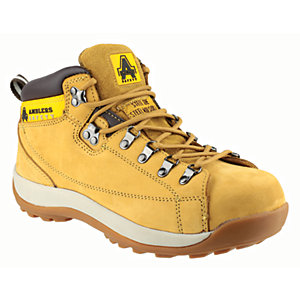 Amblers Safety FS122 Hiker Safety Boot - Honey