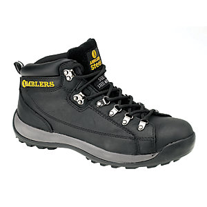Amblers Safety FS123 Hiker Safety Boot - Black