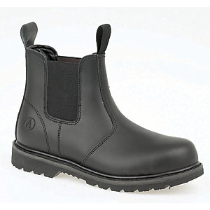 Amblers Safety FS5 Dealer Safety Boot - Black