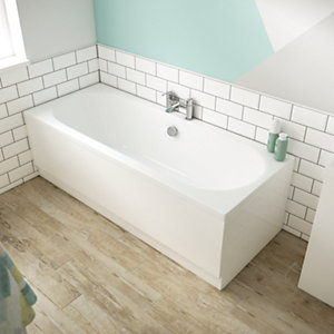 Forenza Double Ended Bath - 1700 x 750mm