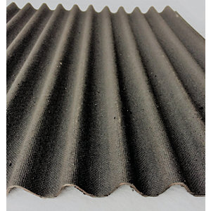 Watershed Roofing Kit for 7 x 8ft Apex Roof - WA12-462-326