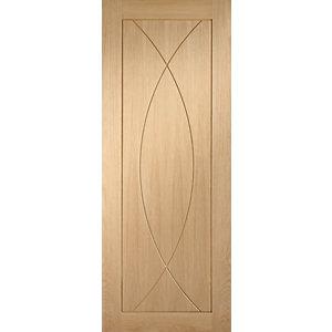 XL Joinery Pesaro Oak Patterned Internal Fire Door - 1981mm x 762mm