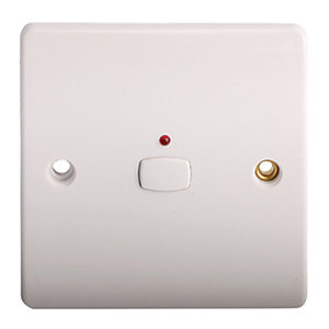 Energenie Mihome Radio Controlled Smart Single Light Switch - White