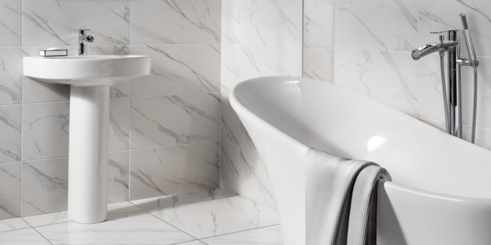 Bathroom Wall & Floor Tiles