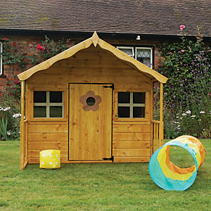 Mercia 6 x 5 ft Honeyhouse Playhouse