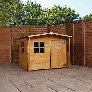 Mercia Rose Playhouse - 5 X 5 Ft