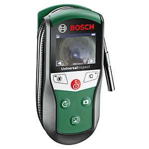 Bosch Universal Inspect Colour LCD Screen Inspection Camera - 2.3in