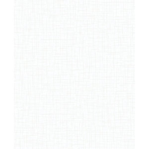 Superfresco Easy Hessian White Decorative Wallpaper - 10m