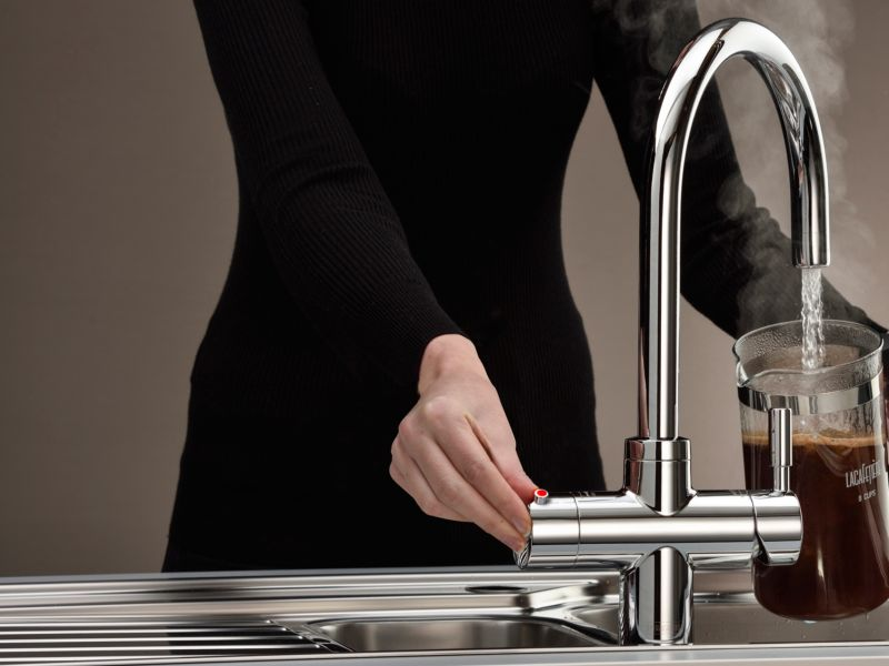 Franke 3-in-1 tap*