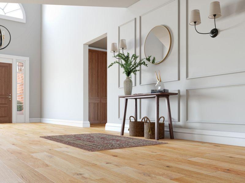 Nature Oak Engineered Wood Flooring