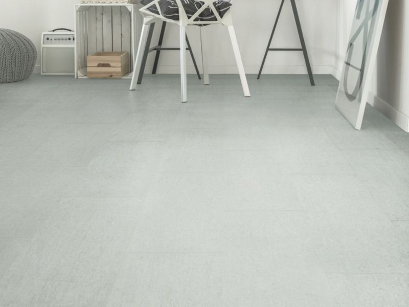Stone Tile Effect Luxury Vinyl Flooring