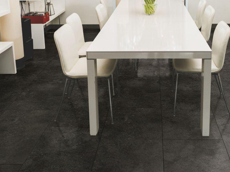 Slate Tile Effect Luxury Vinyl Flooring