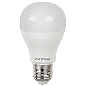 Sylvania LED GLS Dimmable Frosted E27 Light Bulb - 10W