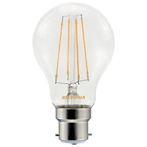 Sylvania LED GLS Non Dimmable Filament B22 Light Bulb -7W
