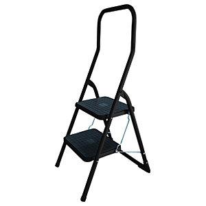 Image of Abru 2 Step High Handrail Stepstool