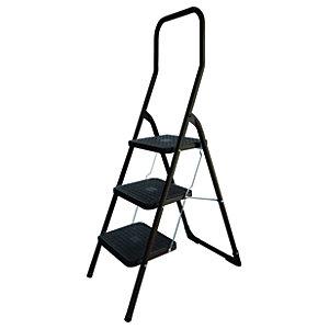 Image of Abru 3 Step High Handrail Stepstool