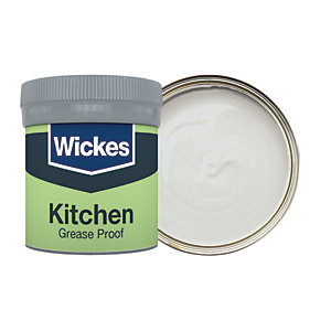 Wickes City Statement - No. 215 Kitchen Matt Emulsion Paint Tester Pot - 50ml