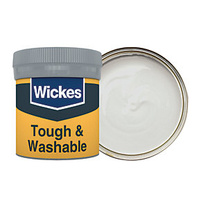 Wickes City Statement - No. 215 Tough & Washable Matt Emulsion Paint Tester Pot - 50ml