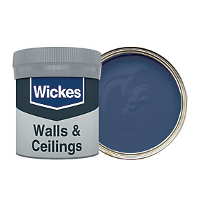 Wickes Admiral - No. 970 Vinyl Matt Emulsion Paint Tester Pot - 50ml