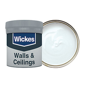 Wickes Cloud - No. 150 Vinyl Matt Emulsion Paint Tester Pot - 50ml