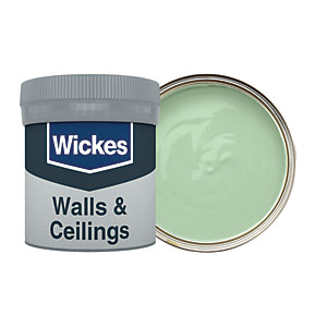 Wickes Fern - No. 815 Vinyl Matt Emulsion Paint Tester Pot - 50ml