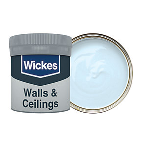 Wickes Powder - No. 905 Vinyl Matt Emulsion Paint Tester Pot - 50ml