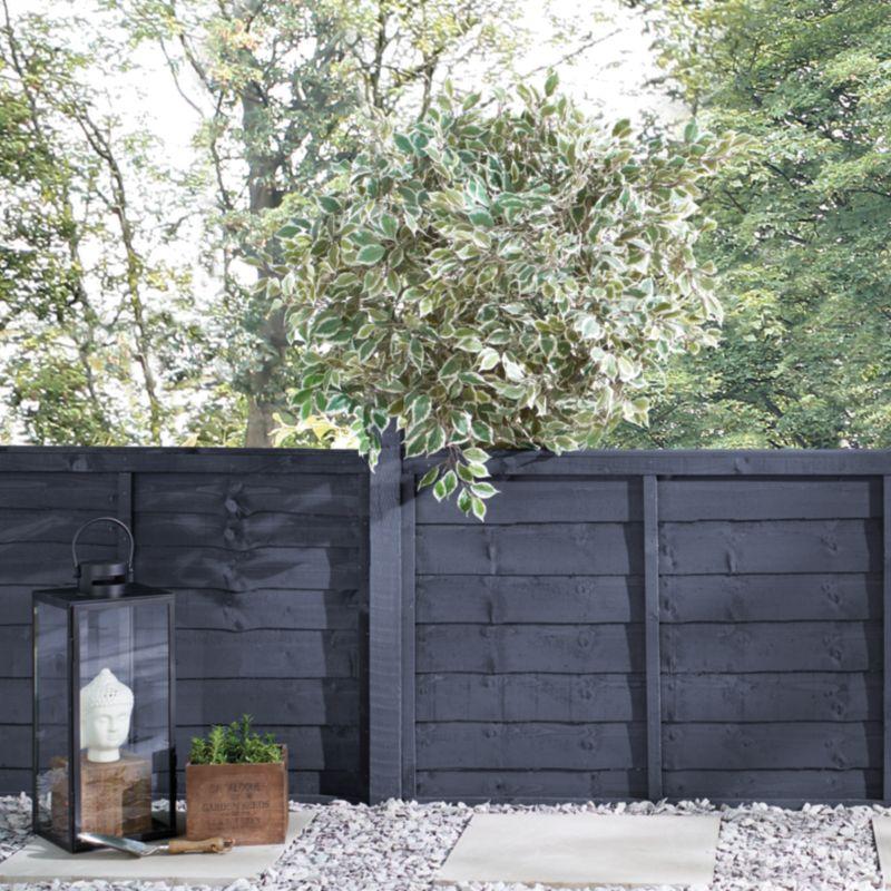 Cuprinol Garden Shades Matt Wood Treatment - Urban Slate 5L