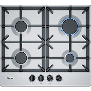 NEFF N 70 60cm Gas Hob with Flameselect T26DS49N0