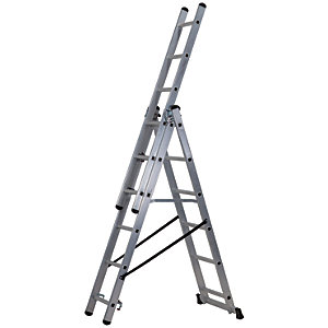 Werner 4 in 1 Aluminium Combination Ladder