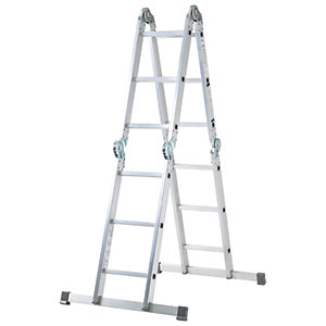 Werner 10 In 1 Aluminium Multi-Purpose Ladder