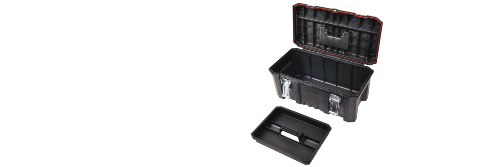 Tactix Heavy Duty Toolbox 21.5