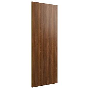 Spacepro Wardrobe End Panel Walnut - 2800mm x 620mm