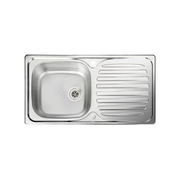 Leisure Euroline 1 Bowl Kitchen Sink