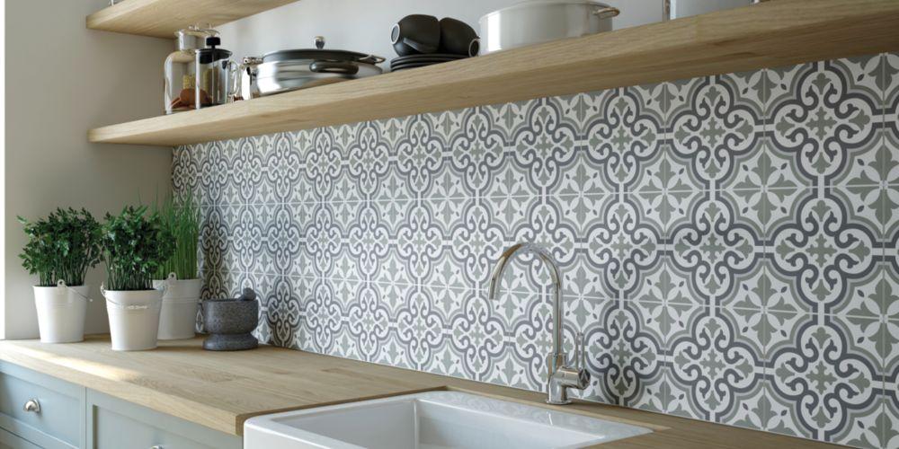 Kitchen Wall & Floor Tiles