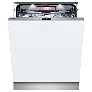 Image of NEFF Full Sized Built-In Dishwasher with Home Connect S517T80D6E