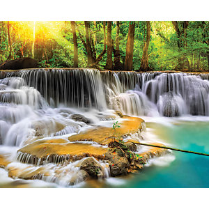 ohpopsi Mystical Waterfall Wall Mural