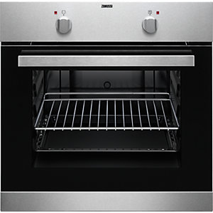 Image of Zanussi Conventional Single Oven with Grill ZOB10501XA