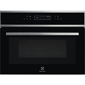 Electrolux Built In Combi Microwave Oven KVLBE00X