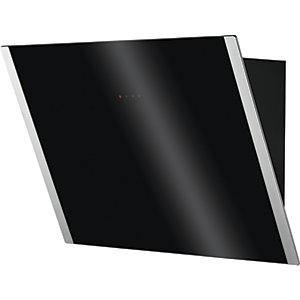 Zanussi 60cm Screen Hood with Black Glass ZHV64750BA