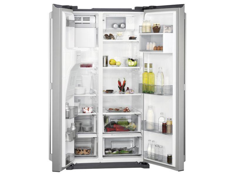 AEG Side by Side Fridge Freezer
