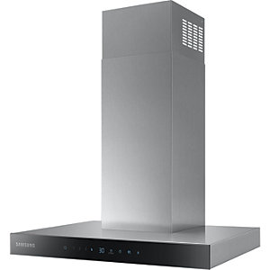Image of Samsung NK24N5703BS 60cm Wall Mount Cooker Hood w/ Auto Connectivity