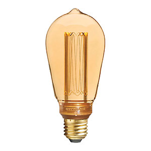 Sylvania LED Toledo Mirage ST64 E27 Light Bulb - 2.5W
