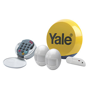 Yale YES-ALARMKIT Home Security Essential Alarm Kit