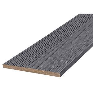 Eva-Last Capetown Grey Composite Infinity Fascia Board - 12 x 150 x 2200mm - Pack of 5
