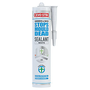Evo-stik Stops Mould Dead White 280ml